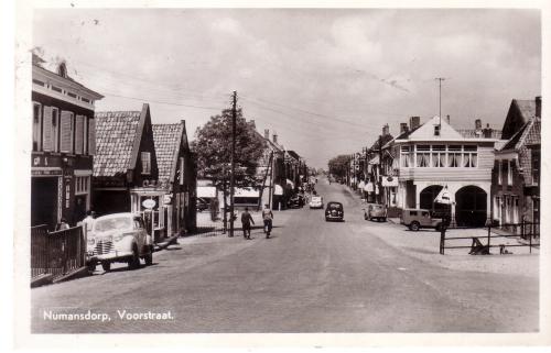 Numansdorp Voorstraat